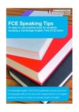 FCE Exam Speaking Tips