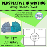 Launching Writers Workshop Perspective DRAFTING and REVISING 1