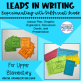 Writing Workshop | Leads
