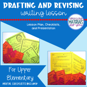FCPS Building a Community of Writers DRAFTING and REVISING Part 2
