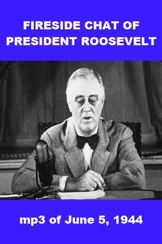 FDR - Fireside Chat mp3