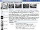 FDR Franklin Roosevelt Facebook Page and Worksheet