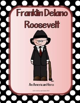 Franklin Roosevelt (FDR) BUNDLE Social Studies 2 Game Set + more