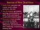 FDR/ New Deal PowerPoint