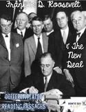 FDR and The New Deal Differentiated Reading Passages