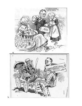 FDR's New Deal: Political Cartoons