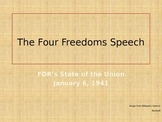 FDR's Four Freedoms Speech