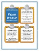 FEAR ITSELF Benjamin Pratt and the Keepers of the School - Discussion Cards
