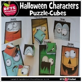 CREATURE FEATURE PUZZLE CUBES & MATS