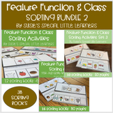 TASK BOX & MORNING WORK SORTING BUNDLE 2 FOR ABA AUTISM AND  SPECIAL ED