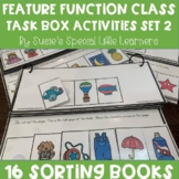 TASK BOX SORTING SET 2 FOR ABA AUTISM AND SPECIAL ED