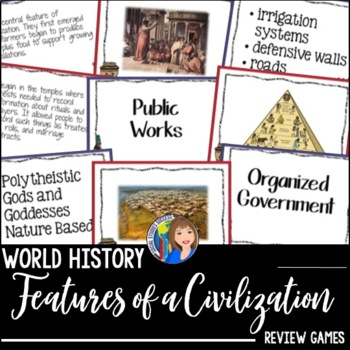 FEATURES OF A CIVILIZATION GAMES