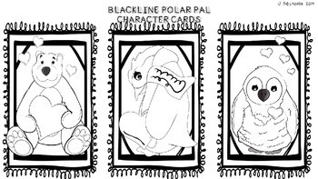 Polar Pal Fiction and Non-Fiction Writing and Reading Activities