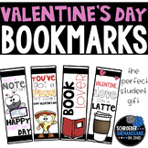 FEBRUARY HOLIDAY BOOKMARKS student gift