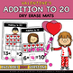 FEBRUARY - Math Centers - Valentine's Day Edition