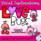 "February Vocal Explorations: Valentine's Theme with Fun ""sounds"""