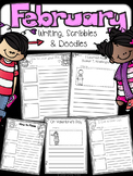 FEBRUARY WRITING PROMPTS common core
