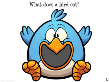 14 FEED THE ANIMALS MOUTHS PLUS Sing-ALONG Early Reader Pre-K Speech Therapy