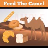 FEED THE CAMEL Printable Reward for Online ESL Teachers