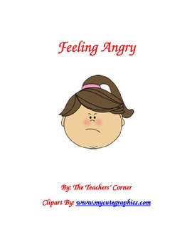 Feeling Angry...An Activity Book