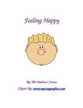Feeling Happy...An Activity Book