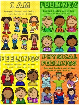FEELINGS BOOKLETS