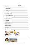 FEELINGS Bundled Worksheets
