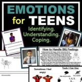 EMOTIONS for Teens: Special Education