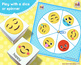 FEELINGS & EMOTIONS BINGO - An EDITABLE Dice / Spinner Game with Craftivity!