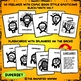 FEELINGS Flashcards With Splainers – BUNDLE Black & White ONLY