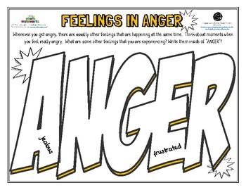 FEELINGS IN ANGER