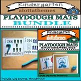 FEELINGS and COLORS bundle PLAYDOUGH mats