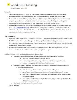 FELE Rehearsal Study Guide (Subtest 3 Written Performance Assessment/Essay)