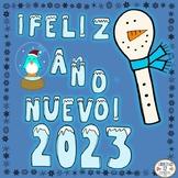 ¡FELIZ AÑO NUEVO! 2018