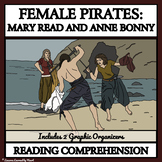 FEMALE PIRATES: MARY READ AND ANNE BONNY - Reading Comprehension