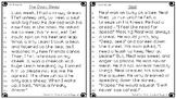 FF&B's NO FRILLS ORIGINAL Decodable Reader STORIES   -  EE & EA