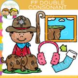 FF Double Consonant Clip Art