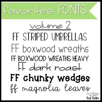 FF Fonts: Complete Growing Bundle
