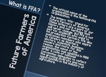 FFA Basics Bundle (Templates & PowerPoint)