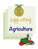 FFA Chapter Activity Proposal