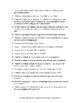Public Speaking LDE: FFA Creed Question Bank