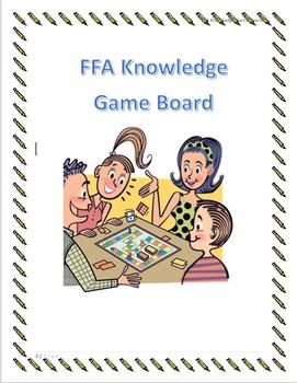 FFA Knowledge Game Board Project