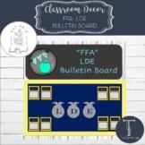 FFA LDE Bulletin Board