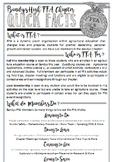 FFA Recruitment- Quick Fact Sheet
