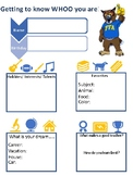 FFA Student Intro Activity