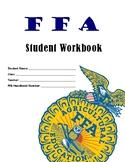FFA Student Workbook Intro