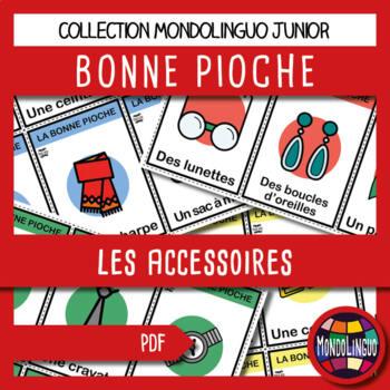 French/FFL/FSL - Games - Go Fish - Accessories