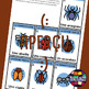 French/FFL/FSL - Card Game - Go Fish - Insectes/Insects