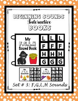 FGLH Beginning Sounds and Phonemic Awareness Interactive B