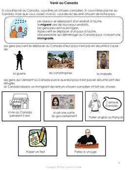 FI VERSION Canadian Citizenship: Simply Stated for Differentiated Instruction